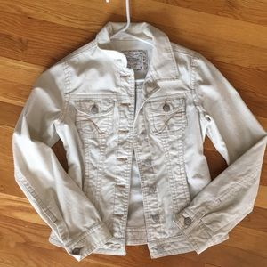 Old Navy corduroy button down jacket